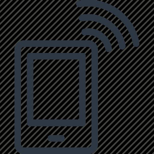 mobile, mobile signals, network, signals, volume icon icon