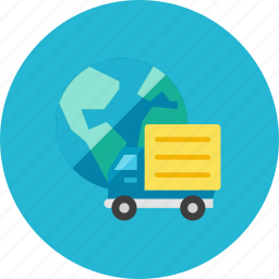 2, delivery icon