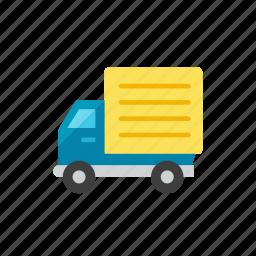 2, truck icon