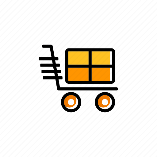 basket, business, buy, cart, retail, sale, shop icon