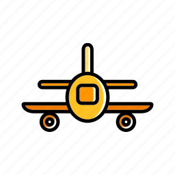 airplane, business, fly, logistic, plane, transport, transportation icon