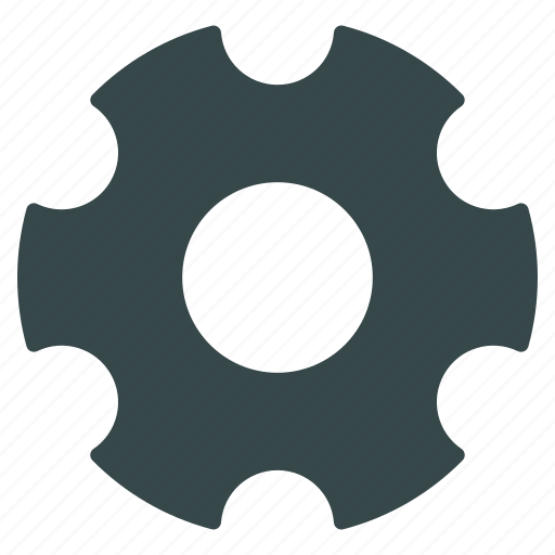 engineering, equipment, gear, industry, machine, wheel, work icon