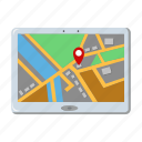 delivery, logistics, navigator, plan, supply, map, location icon