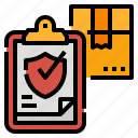 assurance, box, guarantee, logistic, logistics, shipping