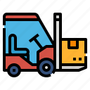 equipment, forklift, industrial, lift, logistics, truck, warehouse