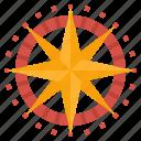 compass, gps, location, logistics, navigation