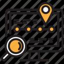 gps, location, map, navigation, tracking