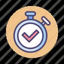 time, time tracker, time tracking, tracker, tracking icon