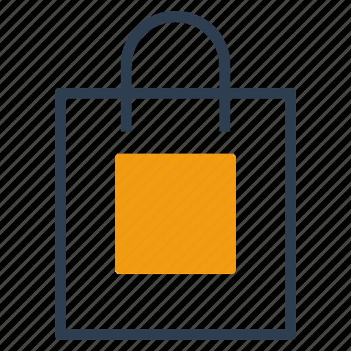 bag, product, retail, shop icon