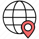 location checkpoints, geolocation, destination finder, location mark, gps icon