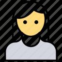 buyer, customer, client, consumer, shopper icon