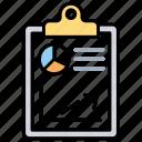 cargo progress graph, delivery data, delivery statistics, logistics performance, shipment statistics icon