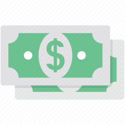 banknote, cash, currency, finance, money icon
