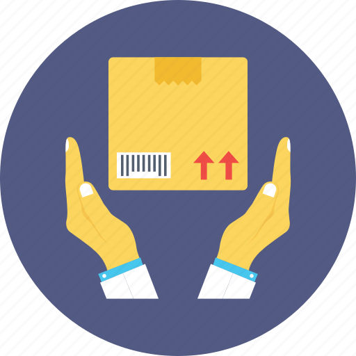 box, courier, delivery, package, shipping icon