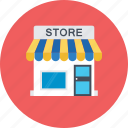 building, market, shop, store, superstore icon