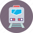 subway, train, tram, transport, travel icon