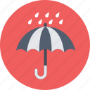 canopy, parasol, rain, rain protection, umbrella icon