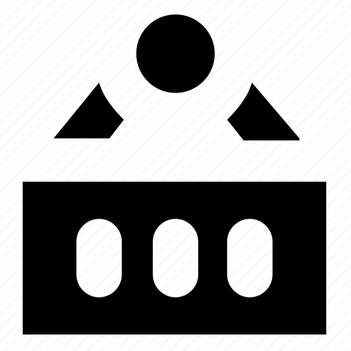 cargo, container, freight, logistics, shipment icon
