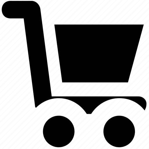 cart, ecommerce, shopping, supermarket, trolley icon