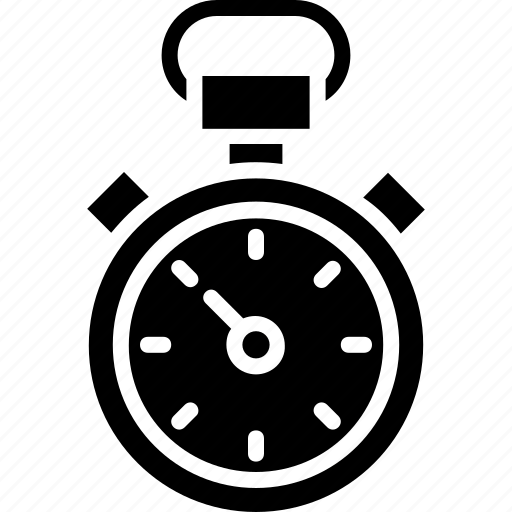 chronometer, counter, speed, stopwatch, timer icon