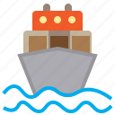 group, job, manager, shipment, shipping, supply, truck icon