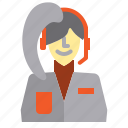 customer, group, job, manager, shipment, supply, support icon