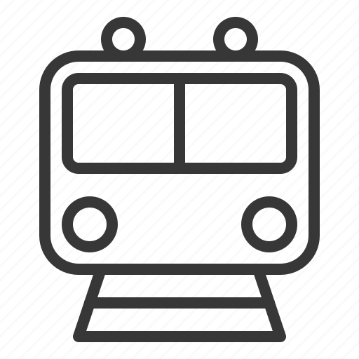 delivery, logistic, shipping, train, transport, transportation icon