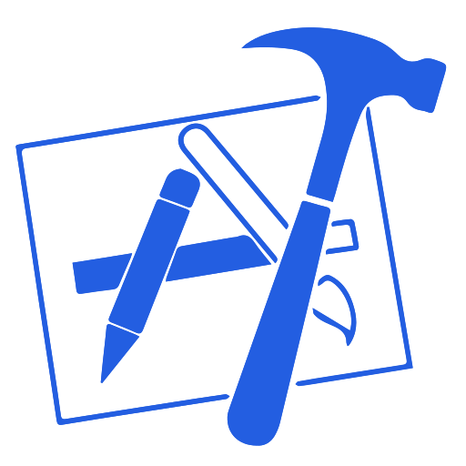 build, develop, developing, folder, xcode icon