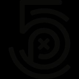 500, 500px, logo, photography icon