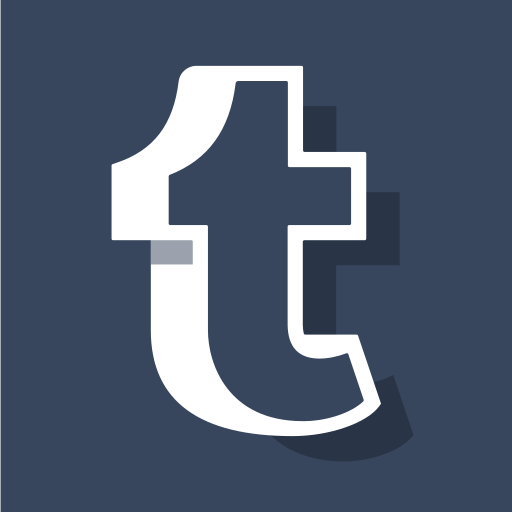 logo, media, online, social, tumblr, tumblr logo, tumblr new logo icon