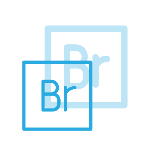 Adobe, brand, brands, bridge, logo, logos icon - Free download