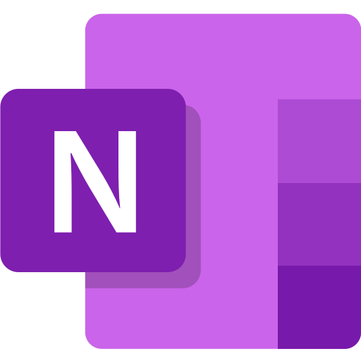 Microsoft, office, office365, onenote icon - Free download