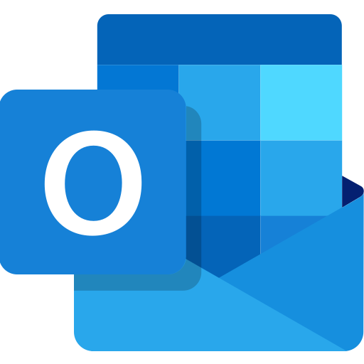 Microsoft, office, office365, outlook icon - Free download