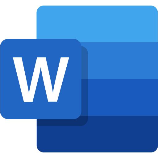 Microsoft, office, office365, word icon - Free download