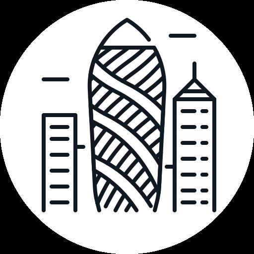 building, england, gherkin, landmark, london icon