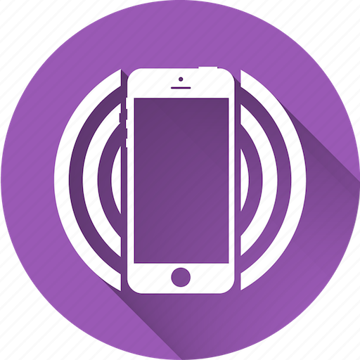 call, device, ibeacon, mobile, phone, smartphone icon