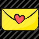 communication letter, envelope, love letter, message, vintage mail
