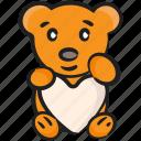 soft toy, stuffed teddy bear, stuffed toy, teddy bear, toy