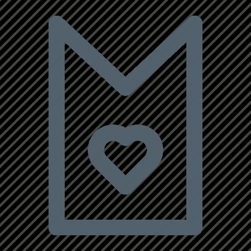 Bookmark, favorite, book, star icon - Download on Iconfinder