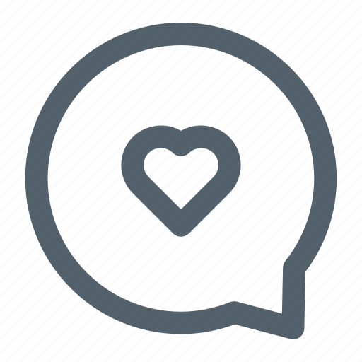 Bubble, chat, message, talk, conversation, comment icon - Download on Iconfinder
