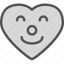 heart, love, romance, vatar icon