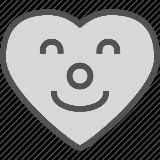 heart, love, romance, vatar icon