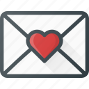 celebration, day, letter, love, mail, romantic