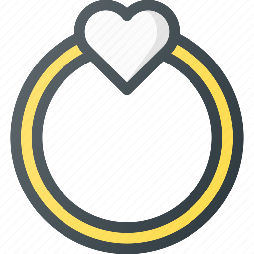 celebration, day, love, proposal, ring, romantic, valentines icon