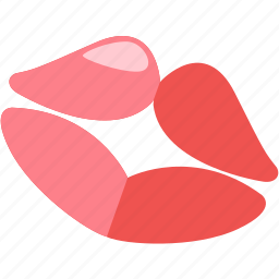 date, day, heart, kiss, love, romantic, sign icon