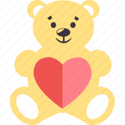 award, bookmark, day, favorite, favorites, love, teddy bear icon