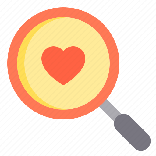 Couple, design, finding, heart, love icon - Download on Iconfinder