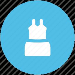 blouse, camisole, hanger dress, shirt top, tank top, women dress, women top icon