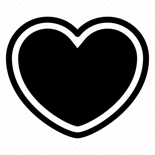 heart, like, love, message, sign icon