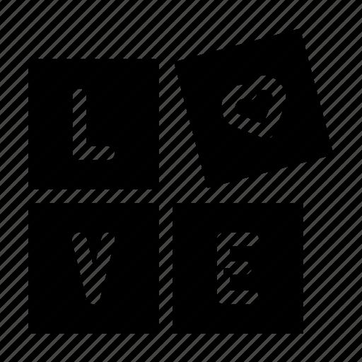 abc, alphabet, baby, blocks, cube icon